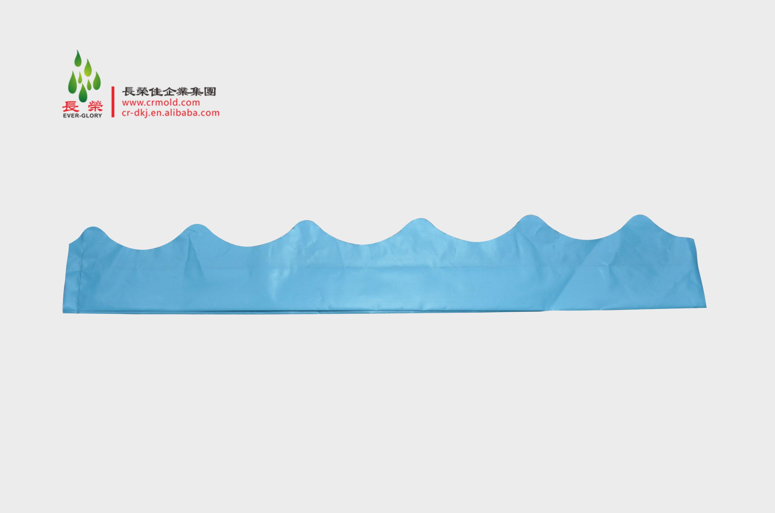 虚线对话框矢量图